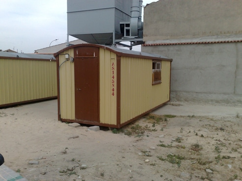 Chalet Oficial 2009
